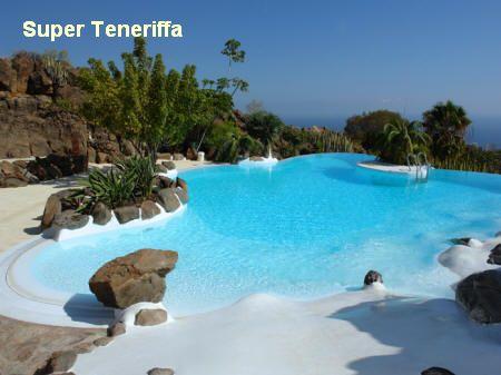Ferienhaus Teneriffa Mit Pool , Ferienhaus Casa Salvatore Im Süden Mit Traumhafen Pool