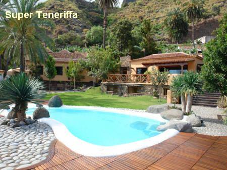 ferienhaus am meer mit pool im norden von teneriffa, Garten ideen